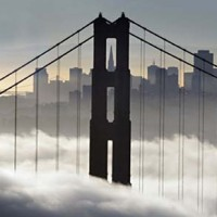 SF Golden Gate Fog