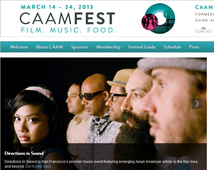 caamfest home