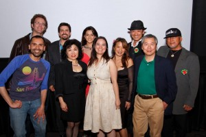 CAAMFest_2014_EAST_SIDE_SUSHI_cast_photo_by_Michael_Jeong