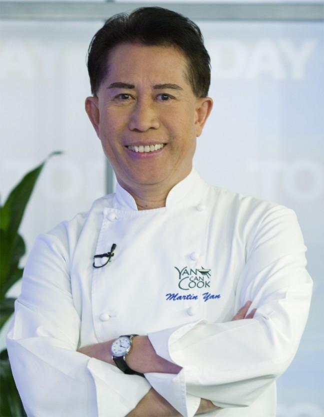 Chef Martin Yan.