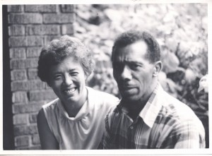Grace Lee Boggs and Jimmy Boggs. Photo courtesy of American Revolutionary: The Evolution of Grace Lee Boggs.