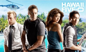 The cast of Hawaii 5-0 includes Grace Park and Daniel Dae Kim.
