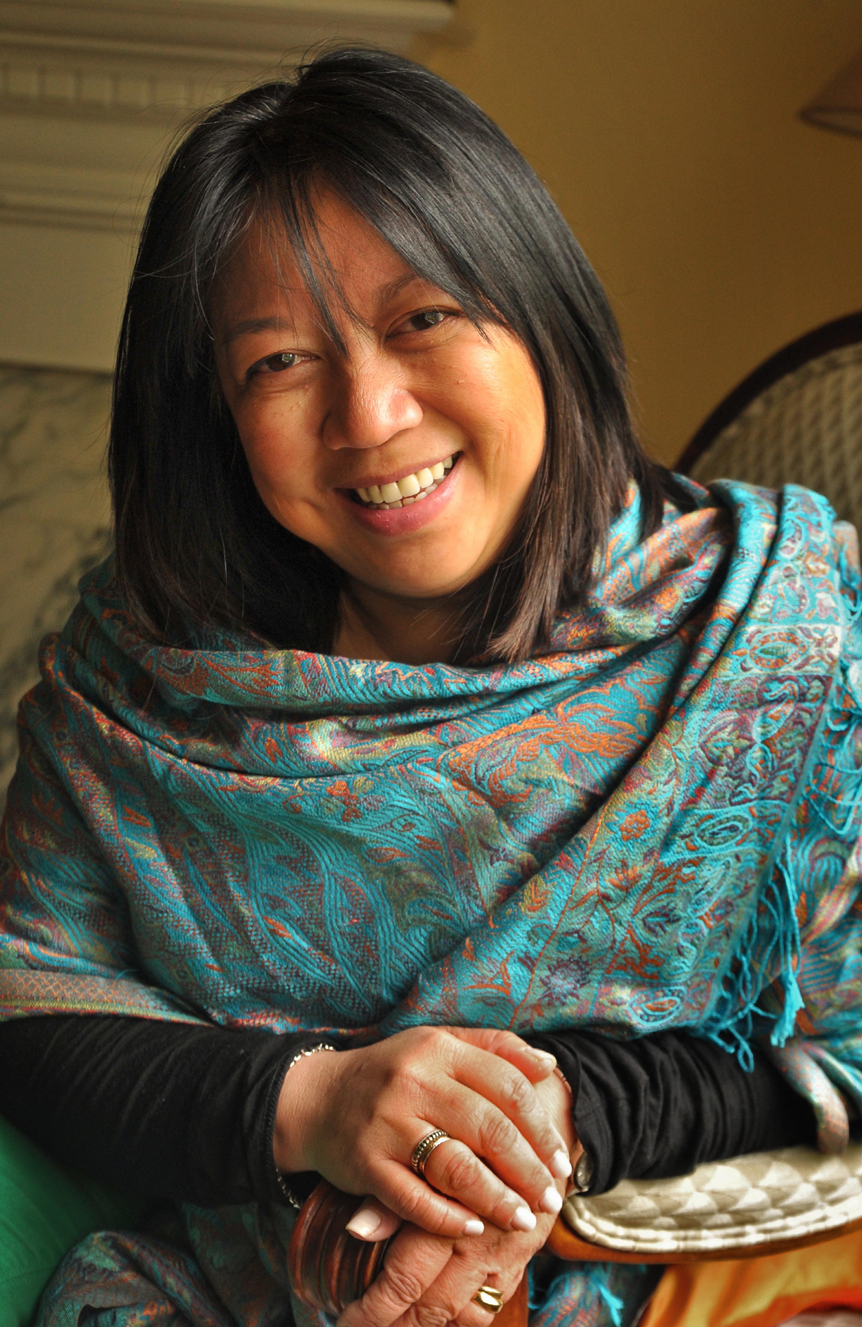 Filmmaker Ramona Diaz. Photo courtesy of the filmmaker.