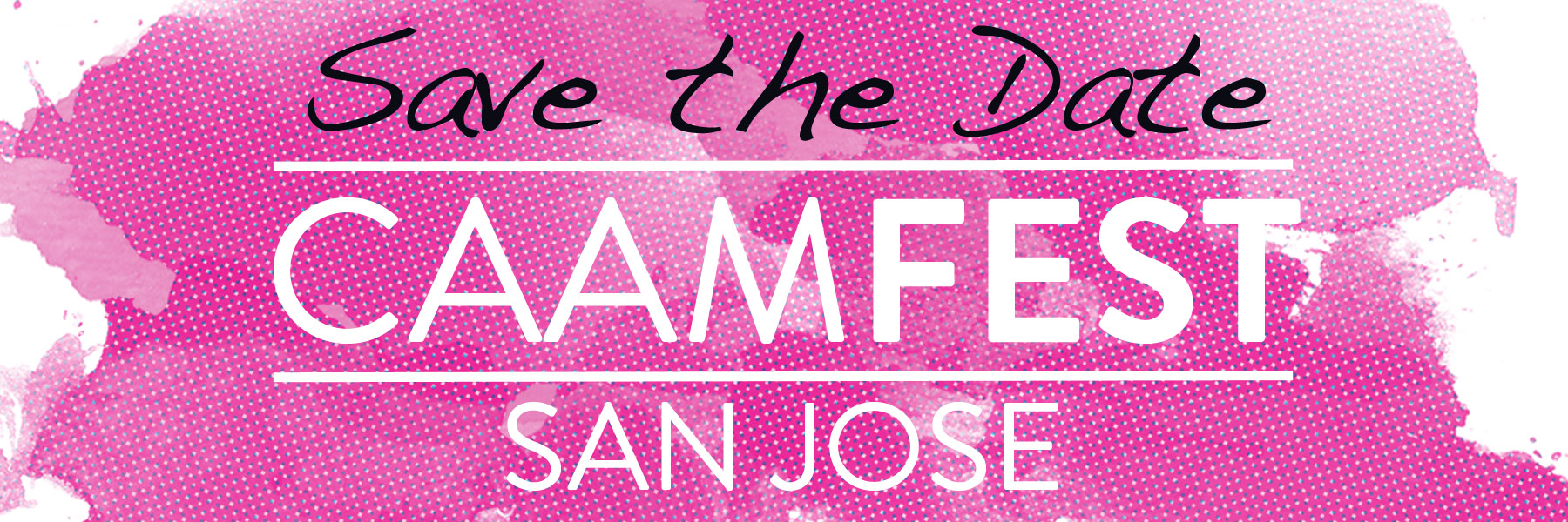 CAAMFest San Jose Coming September