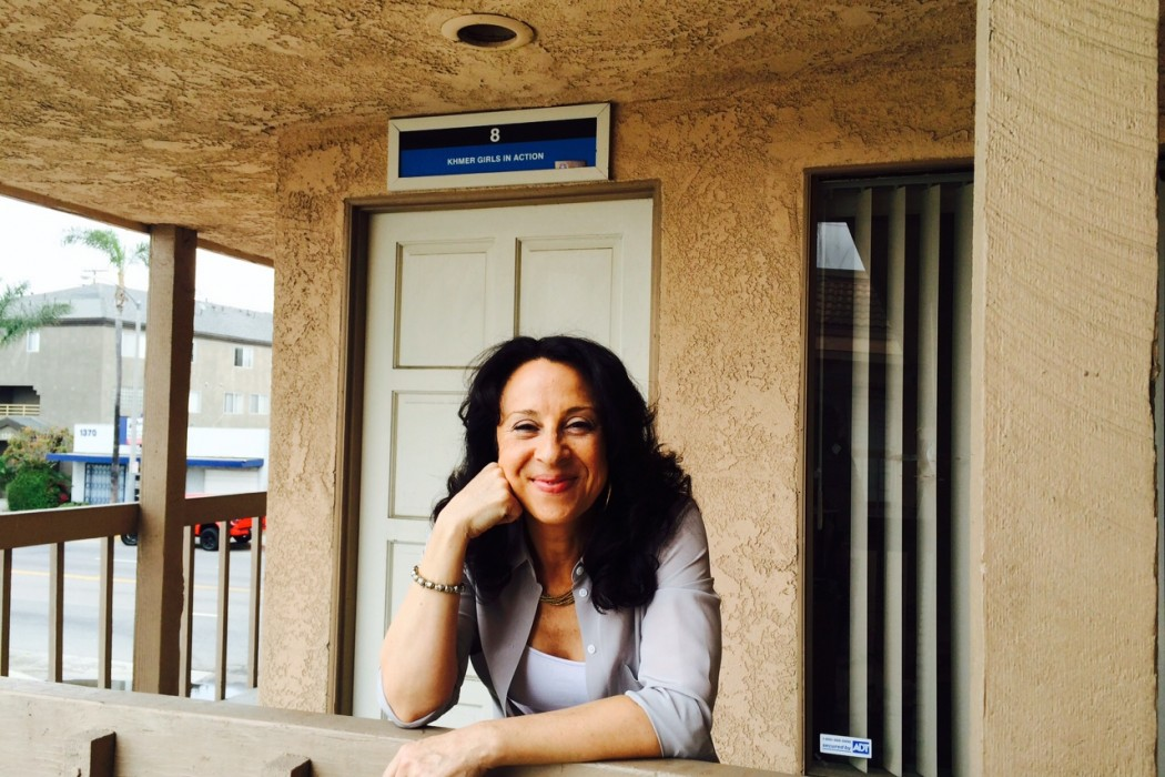 Q&A with Maria Hinojosa