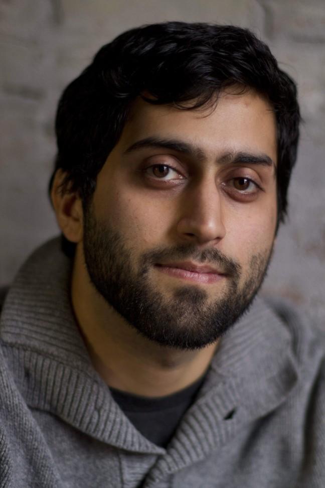 Musa Syeed. Photo by Omar Mullick.
