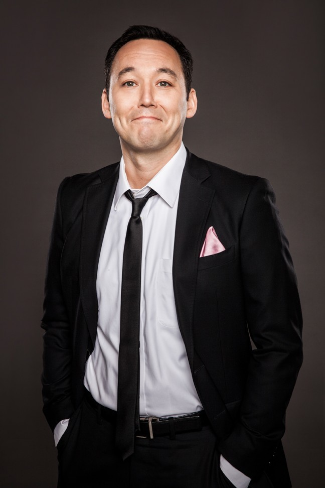 Comedian Steve Byrne stars in a TBS sitcom based on his own life. Photo credit: Robyn Von Swank.