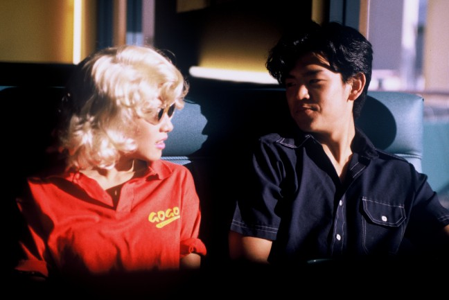 "John Cho starred in Quentin Lee and Justin Lin's ""Shopping for Fangs."" Photo courtesy of Margin Films."