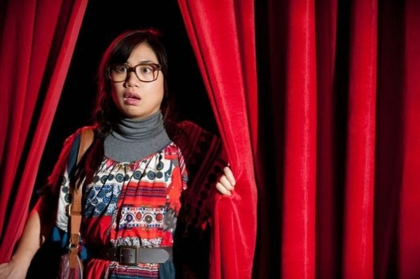 "Liza Lapira in ""Super Fun Night."""