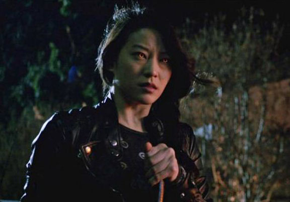 Arden Cho in Teen Wolf.