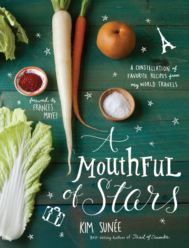 A Mouthful of Stars by Kim Sunee.