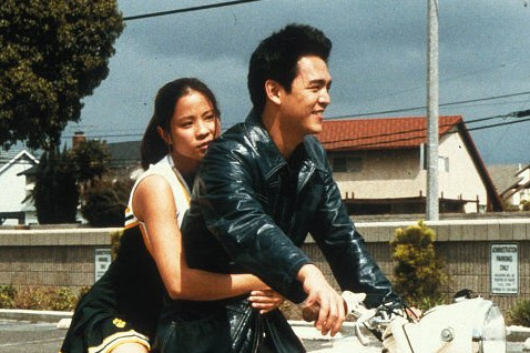 "John Cho in ""Better Luck Tomorrow"" by Justin Lin."
