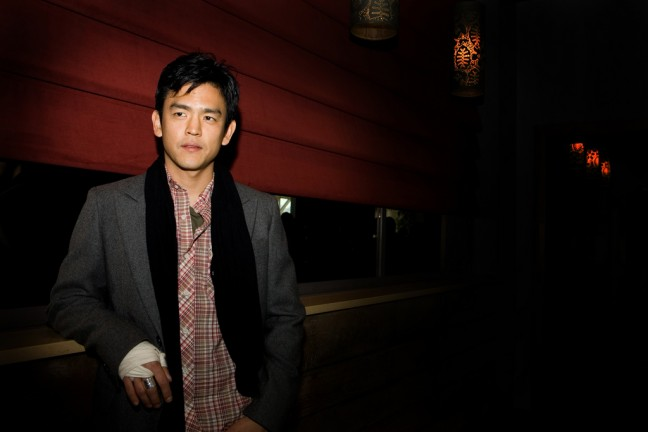 Actor John Cho at SFIAAFF 2008. Photo by Albert Chau.
