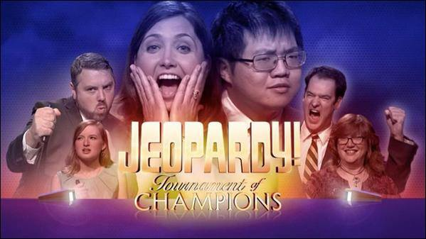 Jeopardy!'s Tournament of Champions.