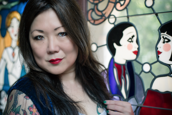 Margaret Cho. Photo by Mary Taylor.