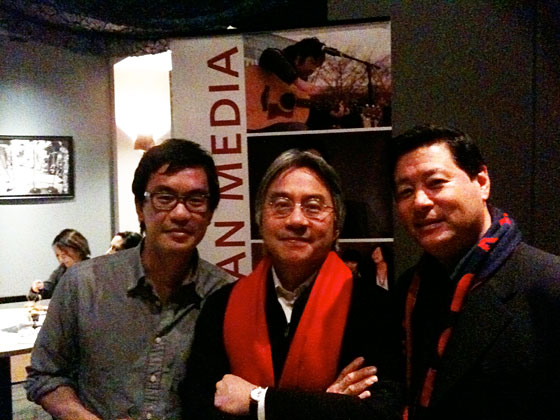 Cinema Asian America Launch Party