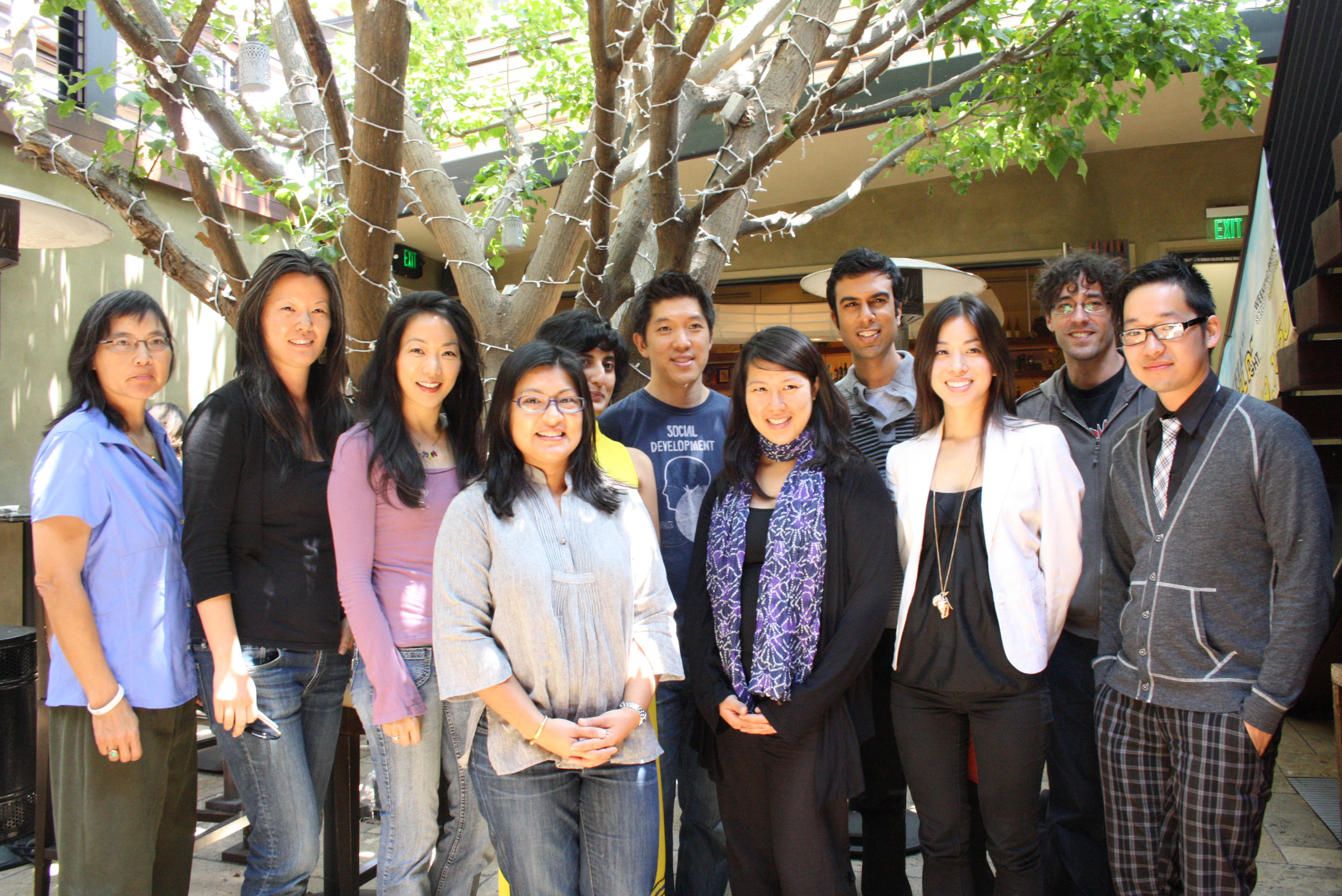 Fellows-Mentors-CAAM2010-11