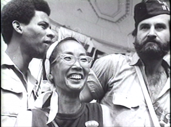"""Yuri Kochiyama: A Passion for Justice"" by Rea Tajiri on Comcast this May!"