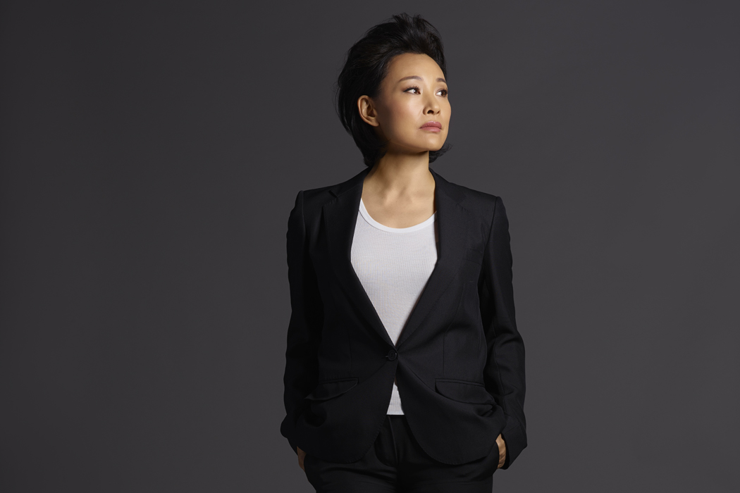 Marco Polo's Joan Chen. Photo by: Don Flood for Netflix.