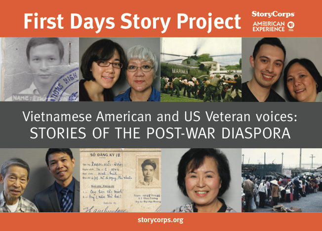 First Days Story Project