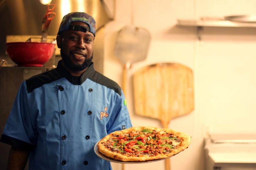 "Chef Charles ""Ray"" Henderson."