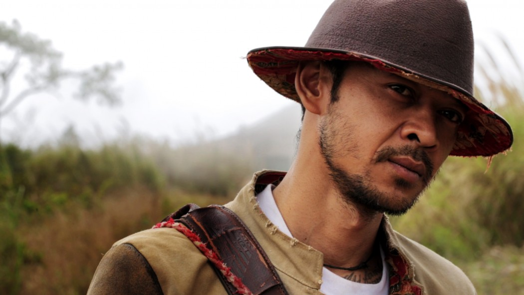 """Kosal Khiev is the subject of """"Verses in Exile,"""" a four-part web series premiering at CAAMFest 2015 and on PBS.org"""
