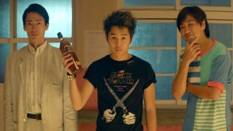 Benson Lee's Seoul Searching stars actor Justin Chon.