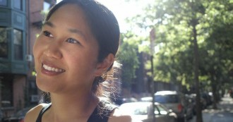Filmmaker Stephanie Wang-Breal.