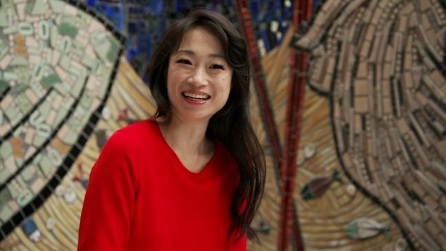 Lucky Chow host Danielle Chang