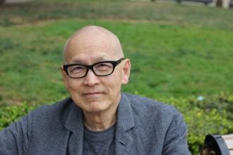 """Wayne Wang, director of """"Soul of a Banquet."""" Photo by Momo Chang"""