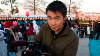 Filmmaker S. Leo Chiang. Photo courtesy of ITVS.