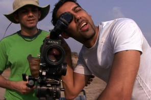 "Director Jason DaSilva of the Emmy-nominated ""When I Walk"" documentary. Photo credit: Long Shot Factory."