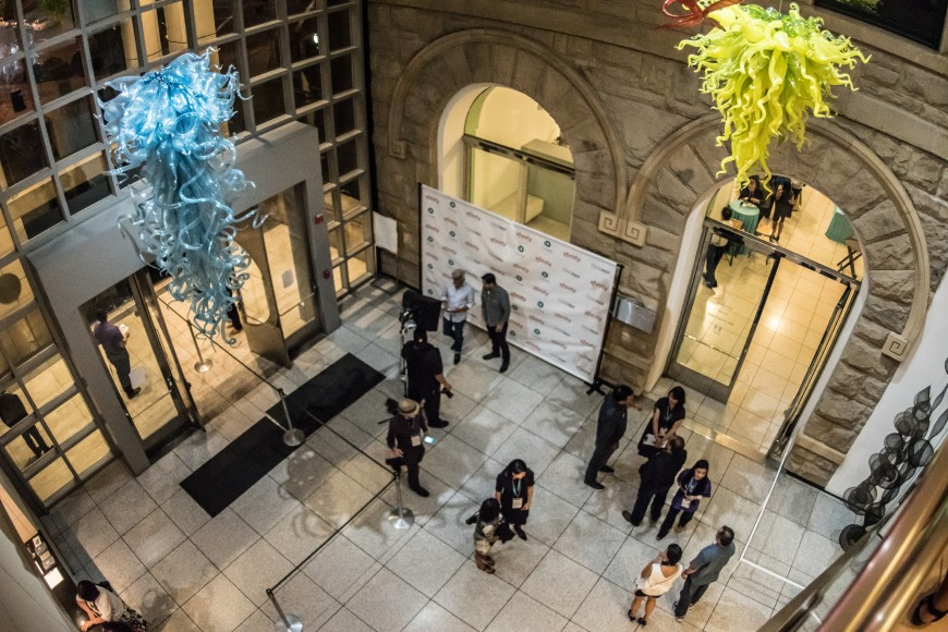 Opening Night Party at the San Jose Museum of Art
