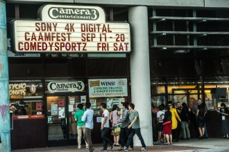 Opening Night begins at Camera 3 Cinema