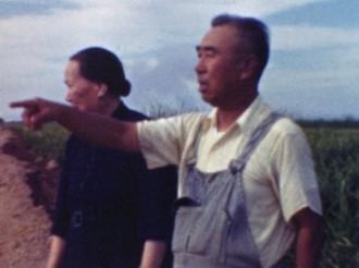 A Sacramento Valley rice farm, c. 1939.