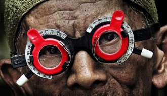 """From the award-winning film, """"The Look of Silence,"""" directed by Joshua Oppenheimer."""