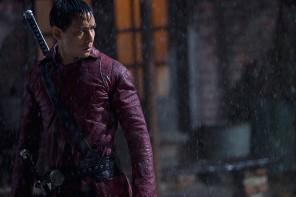 "Daniel Wu in ""Into the Badlands."" Photo courtesy of AMC."