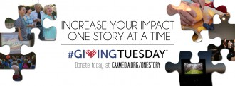 Help CAAM connect community one story at a time by joining us for #GivingTuesday and donating today.