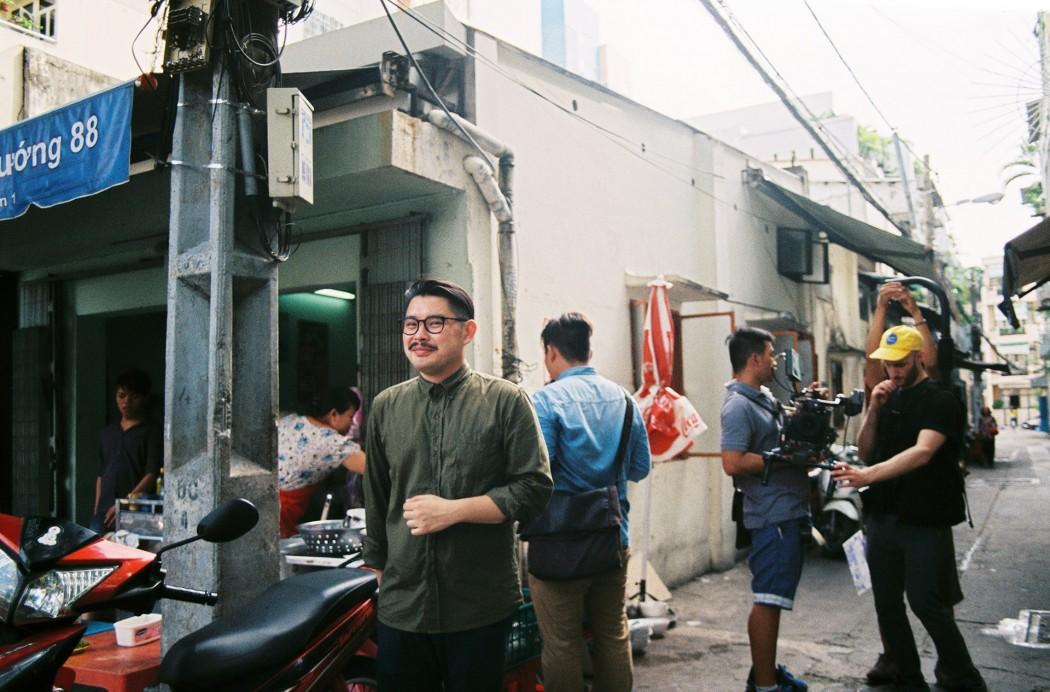 Filmmaker Bao Nguyen.