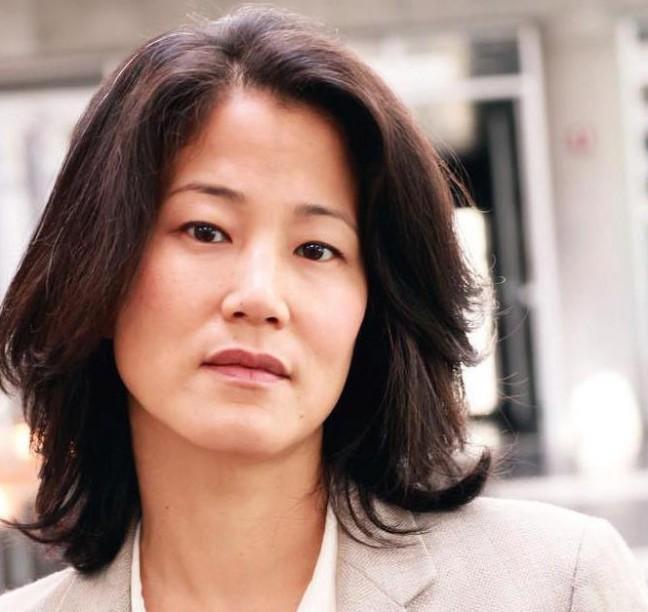 Jacqueline Kim. Photo by Christine Chambers.