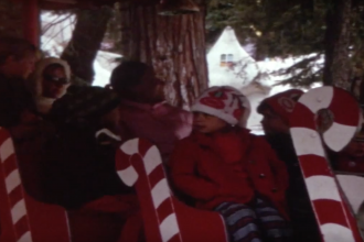 Still shot courtesy of home movie footage from Kip Fulbeck's family collection.