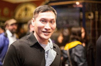 Eddy Zheng, subject of 'Breathin': The Eddy Zheng Story.' Photo by Kenni Camota