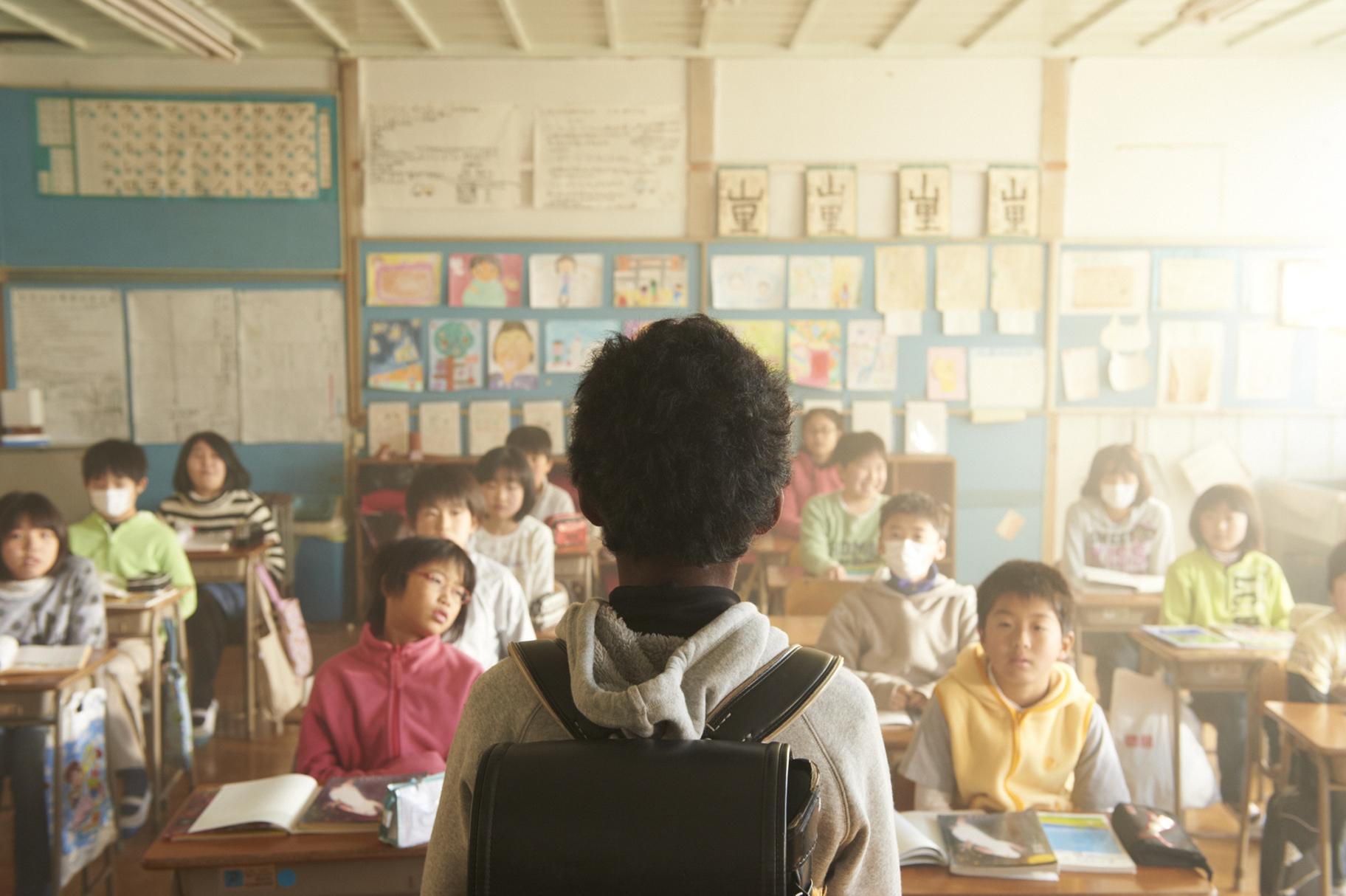 AT&T STUDENT FILM AWARD WINNER 'BORN WITH IT'