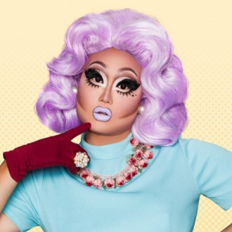 "Kim Chi is a finalist in this season's ""RuPaul's Drag Race."""
