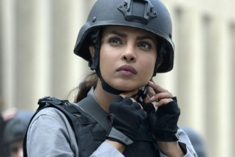 """Priyanka Chopra in """"Quantico."""" Quantico is one of several shows prominently featuring an Asian or Asian American actor or actors. Photo courtesy of ABC."""