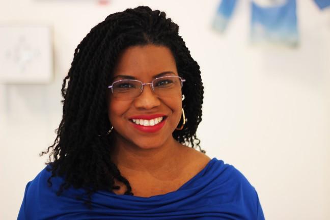 April Reign, creator of #oscarssowhite.