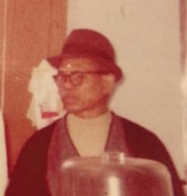 Joe Bataan's father. Photo courtesy of Joe Bataan.