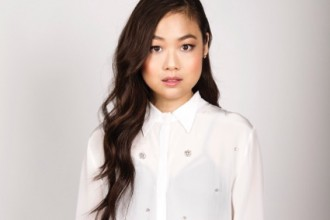 """Krista Marie Yu plays """"Molly"""" in ABC's """"Dr. Ken,"""" which just premiered its second season. She can be seen in the feature films Love The Coopers, opposite Amanda Seyfried, and 6 Miranda Drive with Kevin Bacon. Krista hails from the San Francisco Bay Area.  """"Dr. Ken"""" airs on ABC on Fridays at 8:30/7:30c. Photo by Shanna Fisher."""