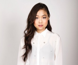 "Krista Marie Yu plays ""Molly"" in ABC's ""Dr. Ken,"" which just premiered its second season. She can be seen in the feature films Love The Coopers, opposite Amanda Seyfried, and 6 Miranda Drive with Kevin Bacon. Krista hails from the San Francisco Bay Area.  ""Dr. Ken"" airs on ABC on Fridays at 8:30/7:30c. Photo by Shanna Fisher."