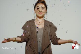 Jessica Sanchez wants you to #RocktheVote!